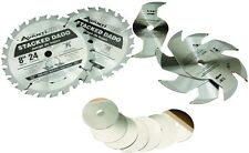 Avanti Pro 8 in. x 24-Tooth Stacked Dado Carbide Wood Circular Saw Blade Set
