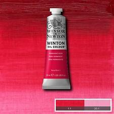 WINTON Oil Colour 37 ml. Artists Paint Tubes. All 47 Colours student graduate