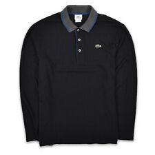 Lacoste Herren Polo Poloshirt Shirt Classic Gr.6 (XL) Sport Longsleeve 94037