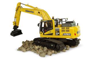 1:50 scale Komatsu PC210LCi-11 Hydraulic Crawler Excavator - J8123