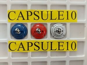 CAPSULES DE CHAMPAGNE  macquart  les casque de pompiers rare