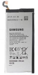 New Original OEM Samsung Galaxy S6 SM-G920 Genuine Internal Replacement Battery