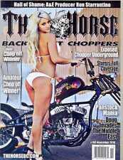THE HORSE BACKSTREET CHOPPERS No.103 (New Copy) *Free Post To USA,Canada,EU