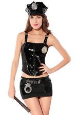 Sexy Costume Poliziotta per Travestimento Carnevale da sexy poliziotta donna HOT