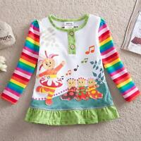 Upsy Daisy In The Night Garden Girls 100% Cotton Long Top (18Months-6Years)