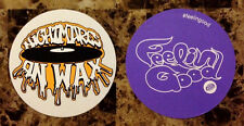 NIGHTMARES ON WAX Feelin' Good 2013 Ltd Ed RARE New Logo Sticker +FREE Stickers!
