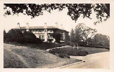 Real Photo Postcard Mansion Large Building in San Francisco, California~111845
