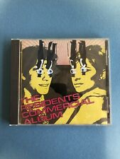 The Residents The Commercial Album CD NM