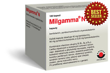 Milgamma N cps.100 for the treatment of neuropathy
