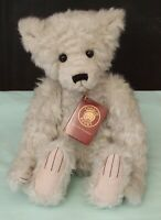 Charlie Bears Margot Plush Bear Collection Heather Lyell  Design Growler Teddy