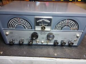 Vintage Hallicrafters SX-99 Tube Communications Receiver for restoration