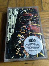 "KISS  ""MTV Unplugged""  RARE     Collector Cassette Mercury Records"