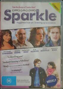 Sparkle (DVD, 2013)