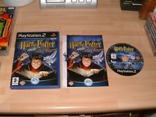 HARRY POTTER AND THE PHILOSOPHERS STONE...... SONY PS2 PLAYSTATION 2 GAME