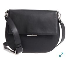 Treasure & Bond Hayden Leather Messenge Bag, Purse Black Nordstrom($249)
