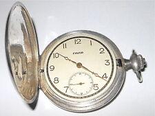Antike Taschenuhr Favor Sprungdeckel 900 Silber