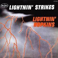LIGHTNIN' HOPKINS-Lightnin' Strikes Vinyl LP-Brand New-Still Sealed