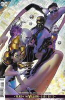 The Terrifics Comic Issue 19 Cover B Variant First Print 2019 Arist Deyn Yang DC