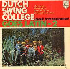 "DUTCH SWING COLLEGE BAND – Goes Latin 2 (1961 DUTCH VINYL EP 7"")"