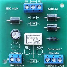 Abbremsmodul, ABB-M, bremsmodul, compatibile con Märklin-digitale, Giusti