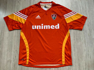 Fluminense FC Brasilien Brazil Fußball Trikot Football Shirt Jersey Adidas XL