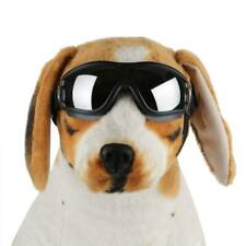 Black Wind-proof Protection Doggles Dog Sunglasses Pet Goggles Anti-UV Sun Glass