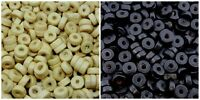 8mm Round Wooden Rondelle Spacer Beads Jewellery Natural Craft Beading UK