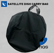 Satellite dish carry bag