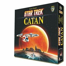 Star Trek Board and Traditional Games