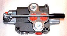 Handsteuerventil Hydraulikventil Handhebelventil-Hydraulik, Qmax. 120 Lt/min