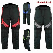 New Motorbike Waterproof Sublimation Pant Motorcycle Armoured Protection Trouser