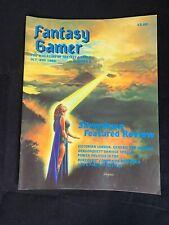 Fantasy Gamer The Magazine Of Fantasy Gaming Oct/Nov 1983 Number 2