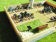 Friedhof #2 NEUHEIT Graveyard Cemetery Cementerio Bausatz Spur N