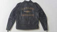 Harley Davidson Men's 110th 1of1903 Anniversary Leather Jacket M 97146-13VM Rare