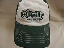 trucker hat baseball cap cool cloth vintage OREILLY AUTO PARTS curved brim style