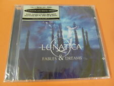 LUNATICA - Fables & Dreams CD (Sealed) w/ Bonus Track $2.99 Ship