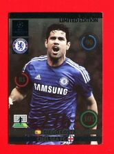 CHAMPIONS LEAGUE 2014-15 Panini - Card Limited edition - DIEGO COSTA - CHELSEA