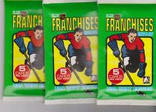 2004-05 ITG FRANCHISES USA WEST EDITION PACKS LOT OF 3 WITH 5 CARDS/PACK
