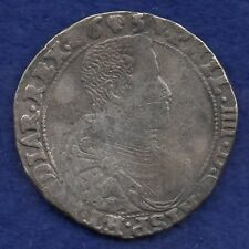 Spanish Netherlands, Brabant, 1651 Half Ducaton (Ref. c6455)