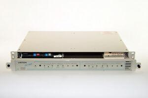 Leitch CDC-3501 1U frame with 3501 SDI Frame & Line Synchroniser Card