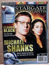 Stargate SG-1 Official Magazine #12 Sep/Oct 2006