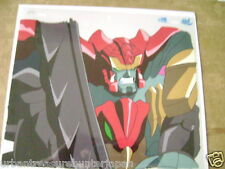 TRANSFORMERS BEAST WARS NEO MAGMATRON ANIME PRODUCTION CEL 7