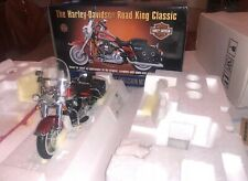 Franklin Mint 1999 Harley Davidson Road King Classic 1:10 Scale Model B11Yp95