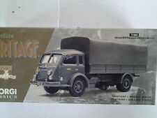 CORGI HERITAGE LE Renault Faineant Militaire Bache Military 1/50 Truck 71003