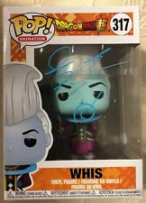 Ian Sinclair Signed Autographed Whis Funko Pop Dragon Ball Z JSA WITNESS COA 2
