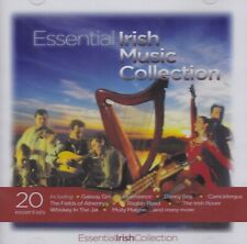 Essential Irish Music Collection - 20 Songs | NEW & SEALED CD