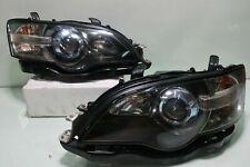 JDM Subaru LEGACY LIBERTY BPE BP5 BL5 STI HID Head Light Headlights BLUE 03-2005