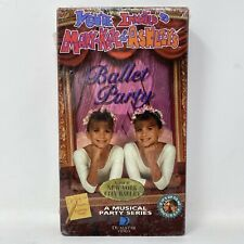 You're Invited to Mary-Kate & Ashley's Ballet Party VHS   Brand New & Sealed