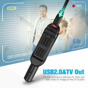 1080P HD Mini Pocket Pen Camera Portable Hidden Spy Body Video Recorder DVR DV
