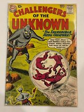 CHALLENGERS OF THE UNKNOWN  # 16 - DC COMICS